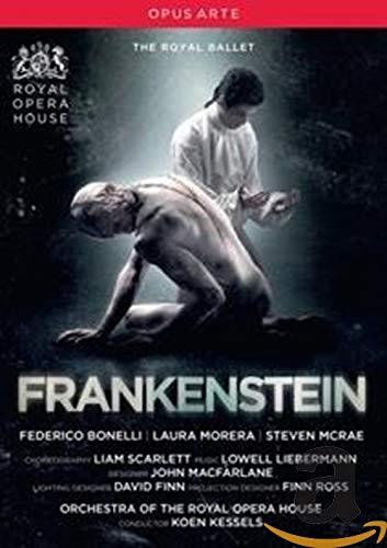 Liam Scarlett: Frankenstein (Royal Ballet, 2016) [DVD]