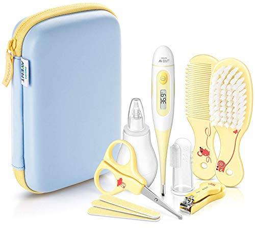 Philips Avent SCH400/00 Babypflege-Set, gelb