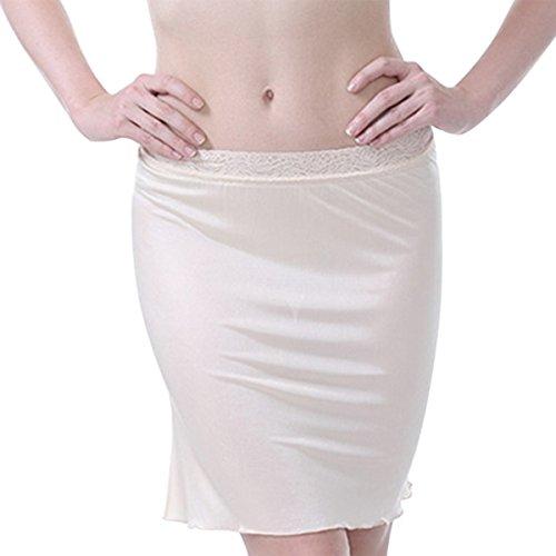 Sue&Joe - Sottogonna - Basic - Donna Nude Dimensioni dell'etichetta L=UK taglia M