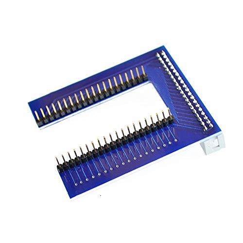 ARCELI Himbeer-Pi 3 Himbeer-Pi B + GPIO U Transferboard V2 Brotplattenverlängerung