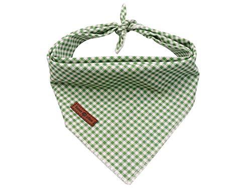lionet Paws Hundehalstuch für kleine, mittelgroße und große Hunde, Halstuch, Dreieckstuch für Mädchen oder Jungen