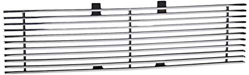 APS Compatible with 2009-2014 Ford F150 Pickup Bumper Billet Grille Grill Insert