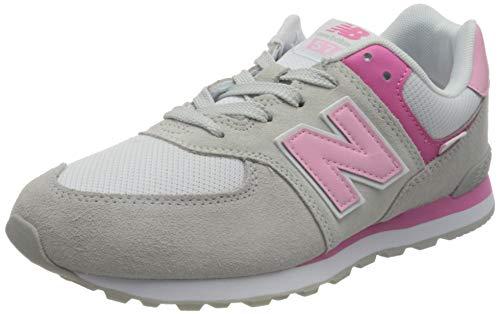 New Balance 574 Varsity Pack, Zapatillas Mujer, Rain Cloud, 38 EU