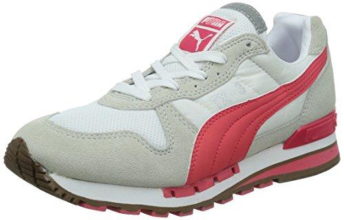 PUMA Sneaker TX-3 Wn's Grigio/Bianco/Rosso EU 40