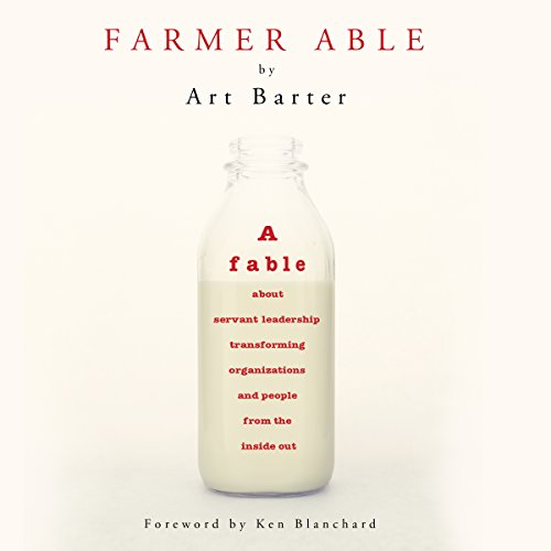Farmer Able audiobook cover art