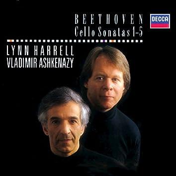 Beethoven: Cello Sonatas Nos. 1-5