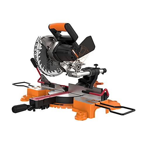 WORX WX845L.9 20V Power Share 7.25' Sliding Compound Miter Saw, Bare Tool Only