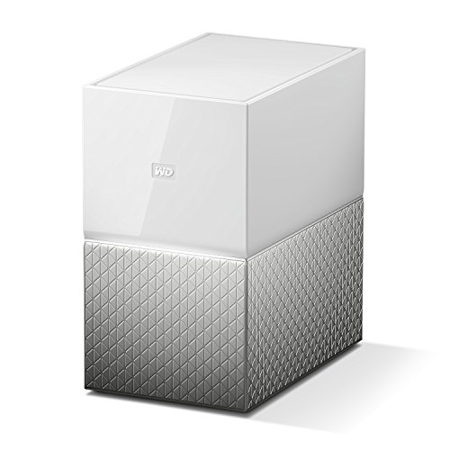 Western Digital My Cloud Home Duo, Disco Duro Externo, LAN 3.5 ...
