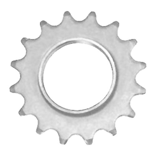 State Bicycle Co. Fixed Gear/Fixie Bike Cog, Silver