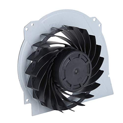 DERCLIVE Ventilador de enfriamiento de la CPU, ventiladores internos del ABS de la reparación de la pieza del reemplazo de la fan para PS4