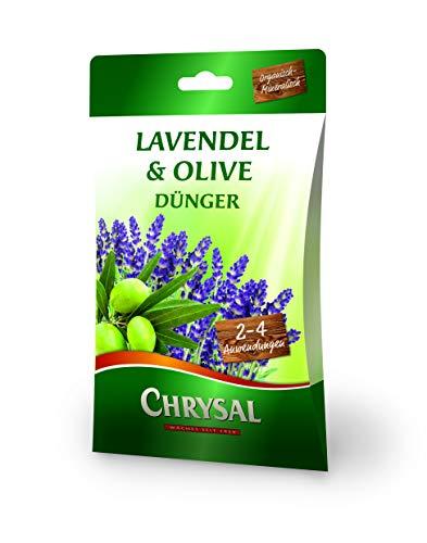 Chrysal - Abono para Lavanda y Oliva (100 g)