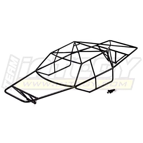 Amazon Com Integy Rc Model Hop Ups T8527 Steel Roll Cage Body For