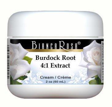 Extra Strength Burdock Root 4:1 Extract Cream (2 oz, ZIN: 514128)