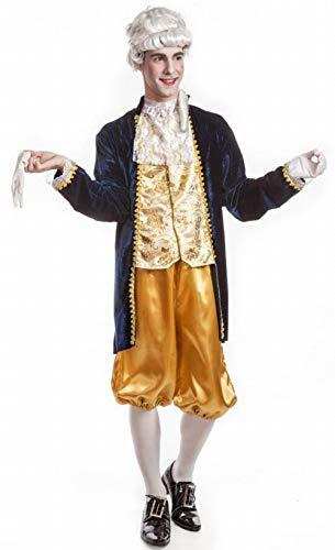 Disfraz de poca de Luis XV para hombre