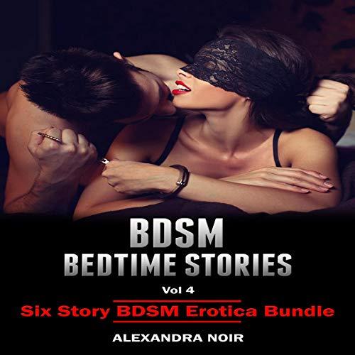 BDSM Bedtime Stories, Volume 4 audiobook cover art