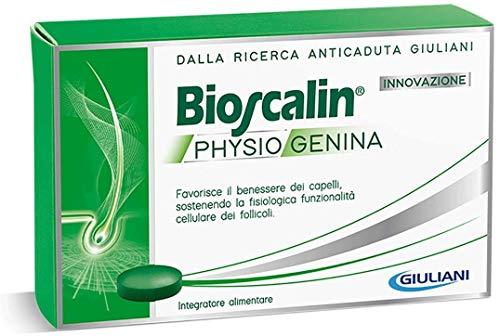 Bioscalin Physiogenina Innovazione 30 Compresse Nuova Formula