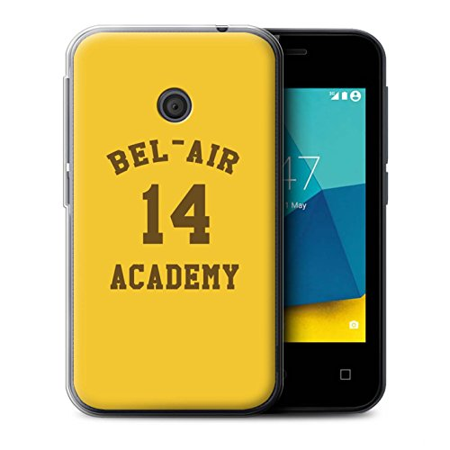 Stuff4 Phone Case/Cover/Skin/OTH-GC/Funny Prince Sitcom Collection Vodafone Smart First 7 Bel Air Akademie.