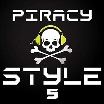Piracy Style, Vol. 5