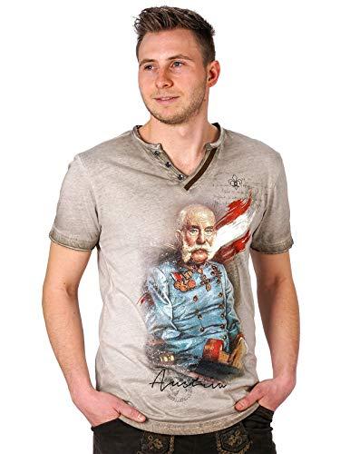 Preisvergleich Produktbild Hangowear Trachten T-Shirt Franz beige,  M
