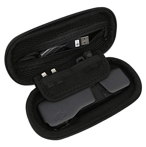 Bolsa de almacenamiento para DJI Pocket 2 – Bolsa de transporte portátil resistente al agua para DJI Pocket 2 Osmo 2.