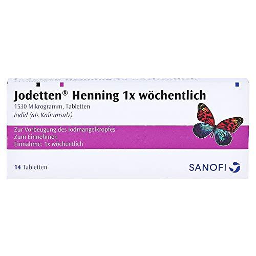 JODETTEN HENNING 14 St