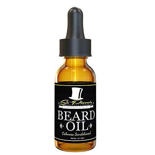 Best Sandalwood Beard Oil & Conditioner for Men -...