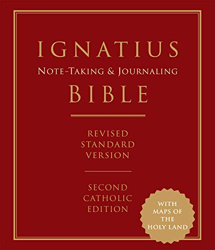 Compare Textbook Prices for Ignatius Journaling and Note-Taking Bible: Revised Standard Version, Second Catholic Edition  ISBN 9781621641902 by Ignatius Press