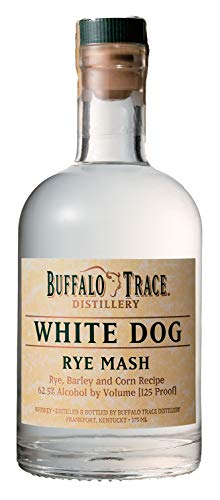 Buffalo Trace White Dog Mash No. 1 Whiskey (1 x 0.375 l)
