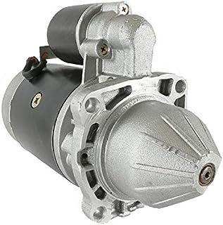 DB Electrical SBO0006 New Starter for Iveco Fahr Deutz Khd Tractor Bosch, Truck Equipment F3L912 F4L912 Engine 2.8L 3.8L, Claas Mercator,Atlas Ar70 Loader 116 4668 117 4166 117 8026 117 8686 17075