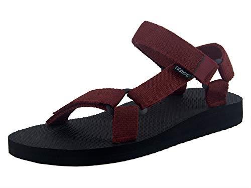 riemot Sandalias Mujer Hombre, Zapatos Verano para Caminar, Sandalias de Senderismo,...