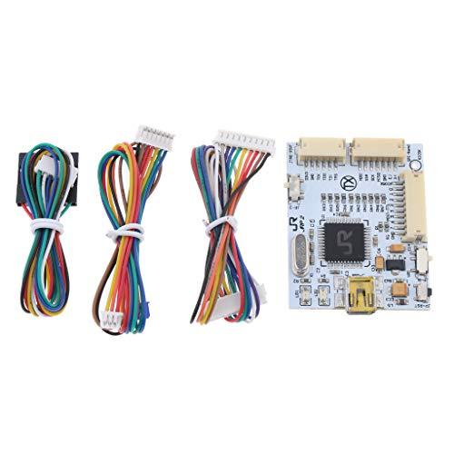 P Prettyia Xecuter JR J-R Programmierer V2 NAND SPI mit 3 Kabel Set für Microsoft Xbox 360 Videospiel Zubehör