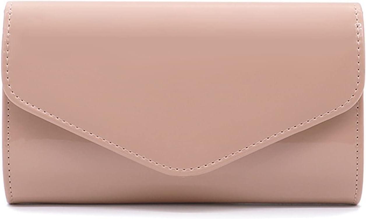 MKOIJN Clutch Purses for Women Wedding Evening Handbags Wedding Birthday Dinner Shoulder Bag for Women (Color : Nude Color)