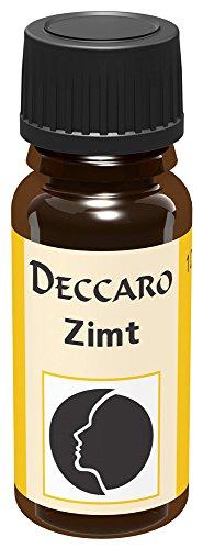 deccaro Aromaöl Zimt, 10 ml (Parfümöl)
