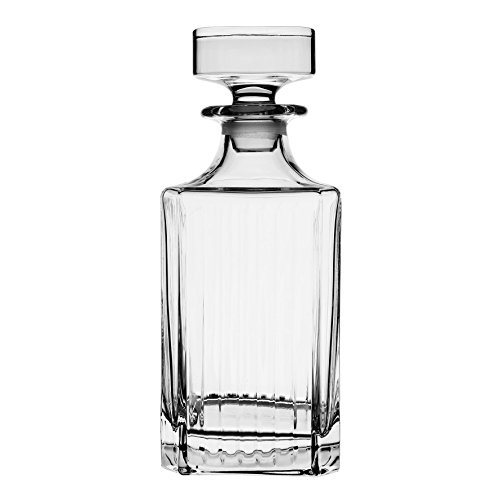 Rcr Timeless Bouteille Whisky, Verre, Transparent