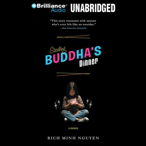 Stealing Buddha's Dinner audiobook cover art