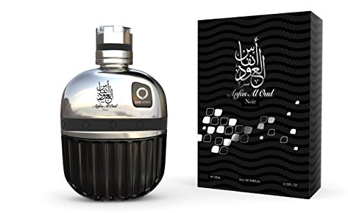 Al Haramain Perfumes Orientica Pour Homme Anfas Oud Noir EDP Spray, 100 ml