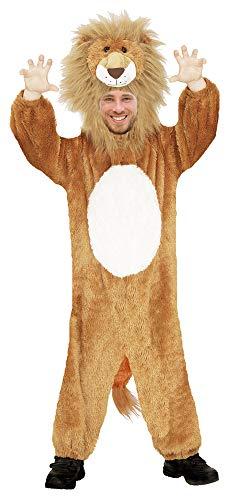 Löwe Tierkostüm für Erwachsene Gr. XL