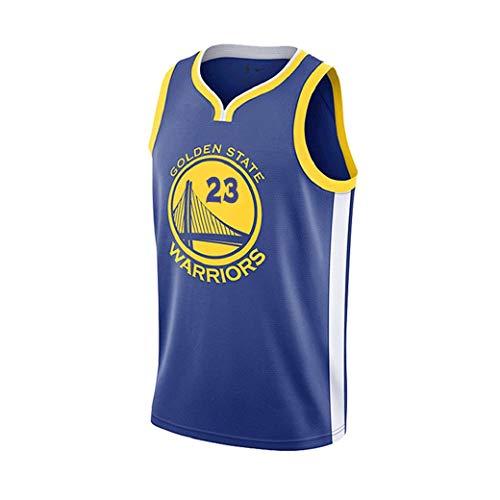 Aojing Draymond Green #23, Warriors Golden State, Basketbal Uniform gestikte letters en cijfers Gym Vest Sports