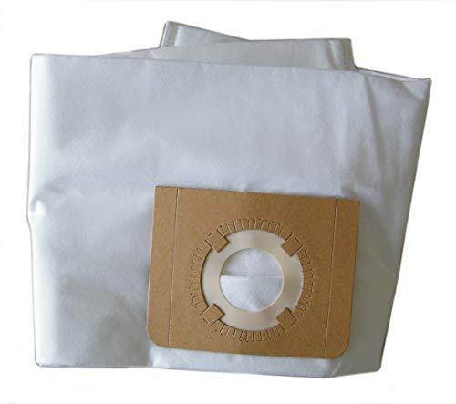 12 Staubsaugerbeutel passend für Starmix GS 1030P | Staubbeutel aus Vlies | von Staubbeutel-Discount