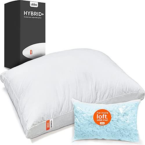 🥇 Best Adjustable Shredded Foam Pillow