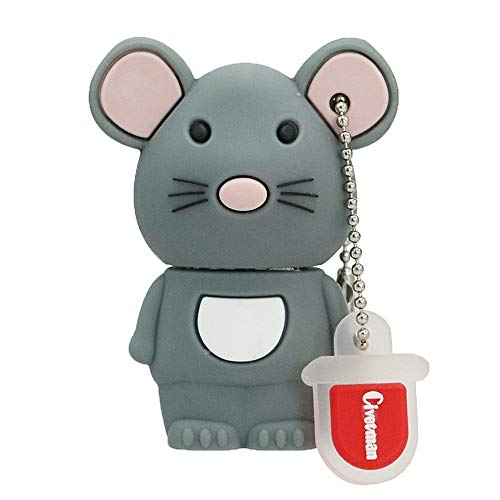 32GB USB Flash Pen Drive Pendrive Memory Stick Cina Zodiac Mouse Cartoon Disk on Key