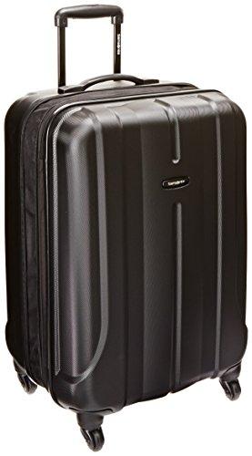 Samsonite Luggage Fiero HS Spinner 24, Black, One Size