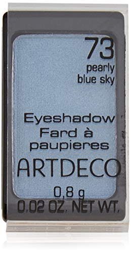 ARTDECO Eyeshadow, Lidschatten blau, pearl, Nr. 73, pearly blue sky