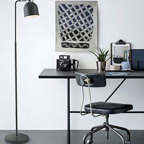 WRMOL staande lamp, minimalistisch, modern, om te lezen, woonkamer, studio, slaapbank, verticale lamp R/19/12/19