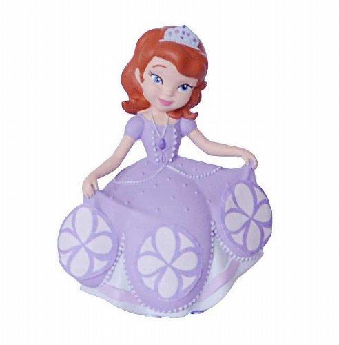 Bullyland 12930 - Spielfigur, Walt Disney Sofia die Erste, Sofia, ca. 6,5 cm groß, liebevoll handbemalte Figur, PVC-frei, tolles Geschenk für Jungen und Mädchen zum fantasievollen Spielen