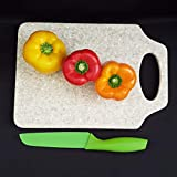 Handi Reclaimed Solid Surface (I.e. Corian) Cutting Board and Serving Board