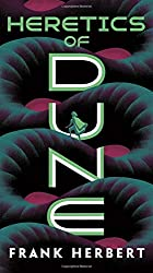 Cover of Heretics of Dune