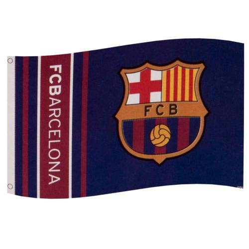 F.C. Barcelona Flagge WM Official Merchandise