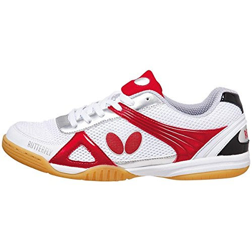 Fantastic Prices! Butterfly Trynex Shoes - Table Tennis Shoes – Lightweight Stylish Shoes for Ping...