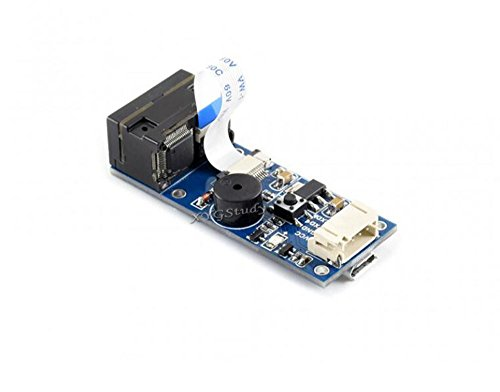 with Micro USB and UART Serial Port Barcode Scanner Module 1D/2D Codes Reader @XYGStudy 3d barcode scanner